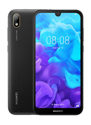 Huawei Y5 (2019) 32GB Modern Black, Without FaceTime, 2GB RAM, 4G LTE, Dual Sim Smartphone
