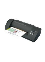 PenPower WorldCard Color Business Card Scanners, 600DPI, Black