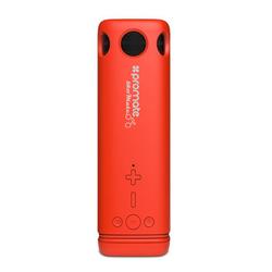 Promate BikerMate Rugged Wireless Speaker with 8000mAh Power Bank Mount, Red