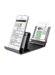 PenPower WorldCard Mobile Phone Kit, PT-WCMPKE Flatbed Scanners, Grey