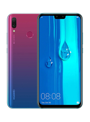 Huawei Y9 (2019) 128GB Aurora Purple, Without FaceTime, 4GB RAM, 4G LTE, Dual Sim Smartphone