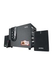 Intex IT-1800 Beats Wired 2.1 Channel Speaker, Black