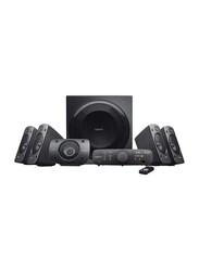 Logitech Z906 Wired 5.1 Surround Sound Speaker, Black