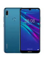 Huawei Y6 Prime (2019) 32GB Sapphire Blue, Without FaceTime, 2GB RAM, 4G LTE, Dual Sim Smartphone