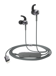 Anker SoundBuds Digital In-Ear Noise Cancelling Headphones, Black